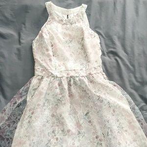 Disney Cinderella LC Lauren Conrad floral dress